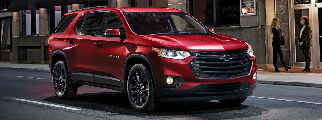 How Much Does the 2019 Chevy Traverse Cost in Canada? | Lanoue Chevrolet