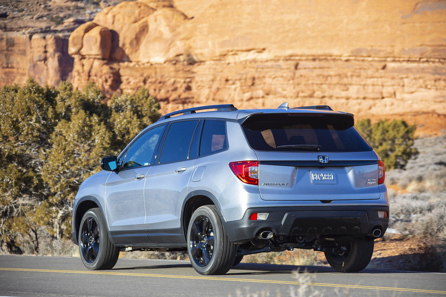 2019 Honda Passport vs 2019 Chevrolet Blazer