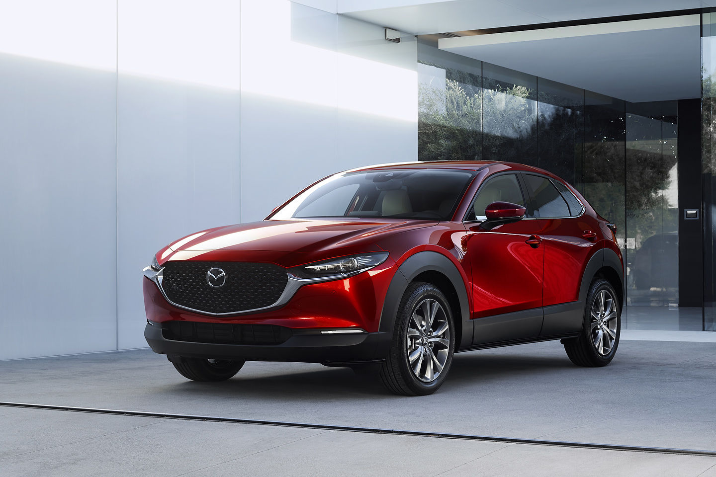 Mazda unveiled a brand-new SUV in Geneva, the CX-30