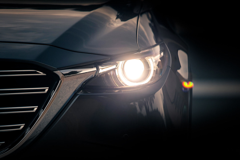 What are adaptive headlights?