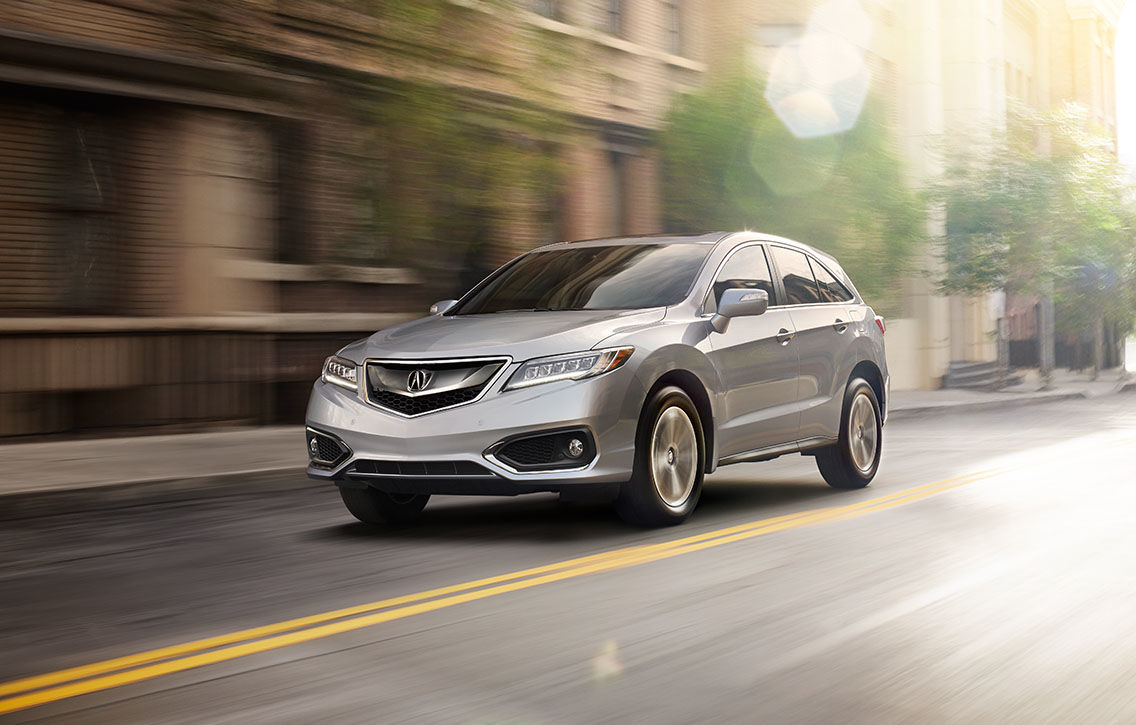 2016 Acura Rdx A Very Distinguished Compact Suv By