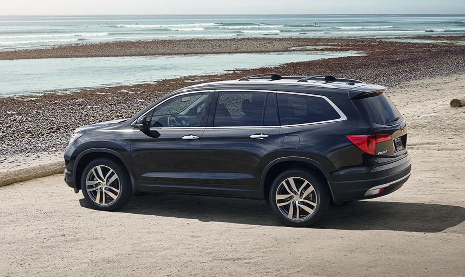 2016 Honda Pilot Welcome To The Future By Canada
