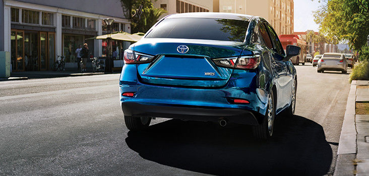 2016 Toyota Yaris Sedan Stylish And Bold By Mierins Automotive