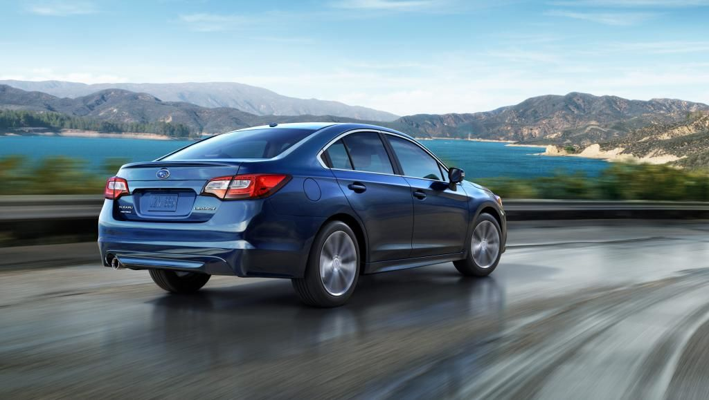 2016 subaru legacy the mid size sedan that offers more by. Black Bedroom Furniture Sets. Home Design Ideas