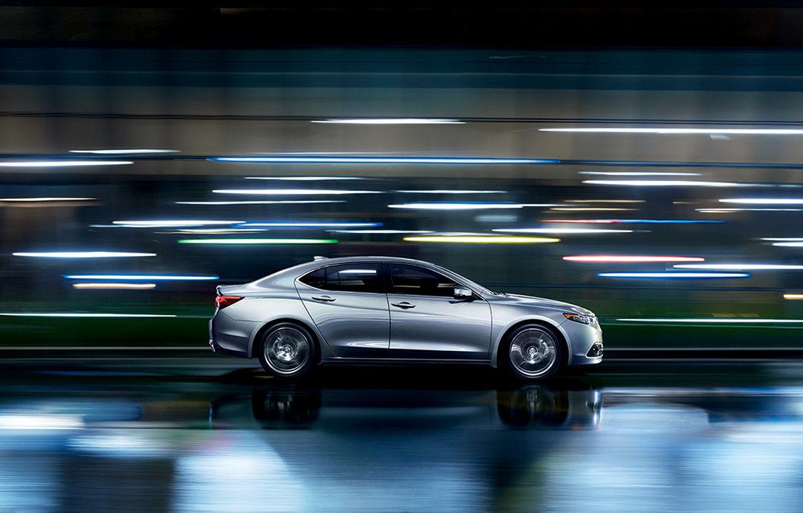 Acura Tlx 2016 Luxe Et Technologie Sans Compromis Sur La