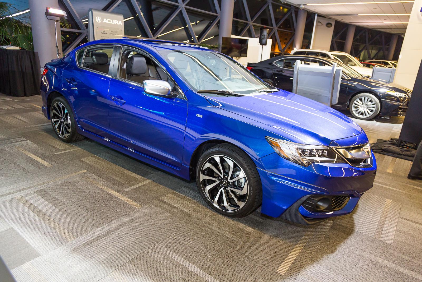 Ottawa Auto Show 2016 Acura Ilx By Mierins Automotive