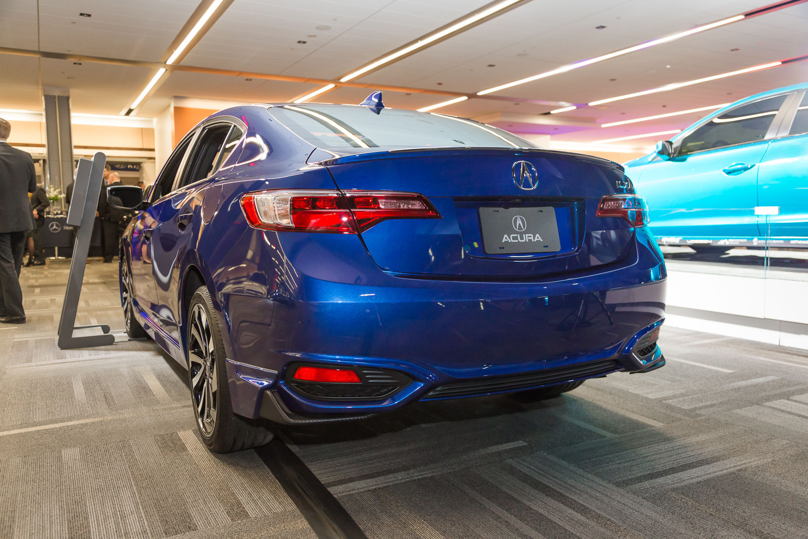 Ottawa Auto Show 2016 Acura Ilx By Mierins Automotive Group In Ontario