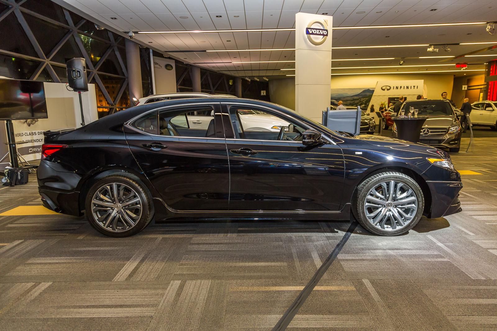 Ottawa Auto Show 2016 Acura Tlx By Mierins Automotive