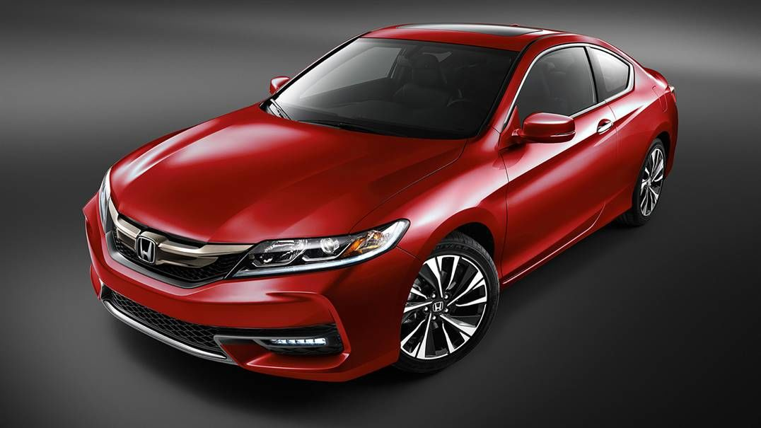 2016 Honda Accord Coupe A Very Bold By