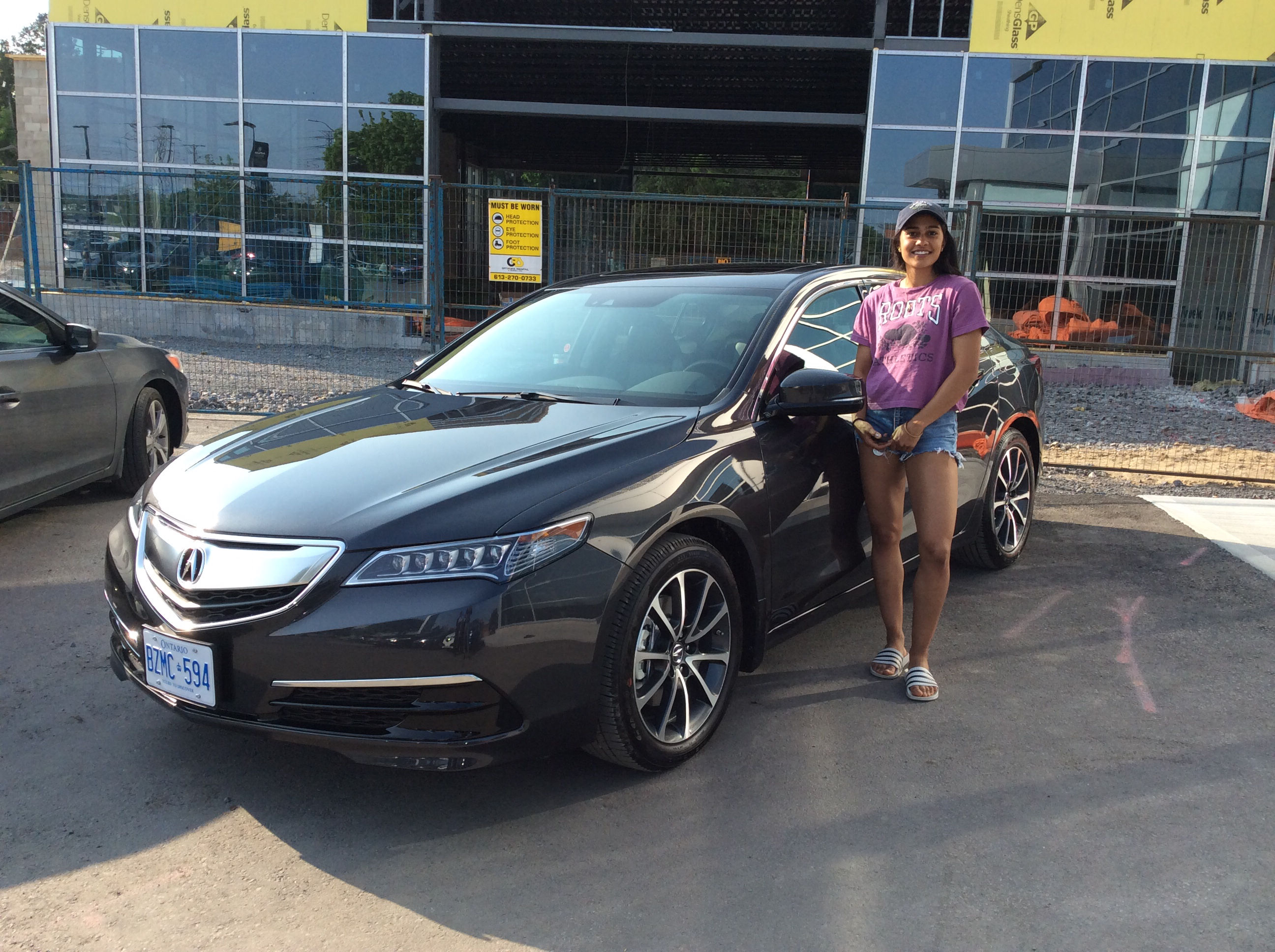 international toronto and acura watch ilx modded new show auto youtube tlx