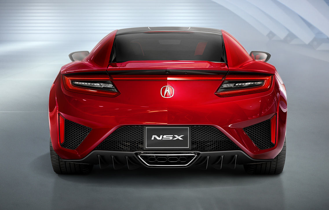 5 Impressive Facts About The 2017 Acura Nsx Coming Soon To Canada By Camco Acura In Ottawa