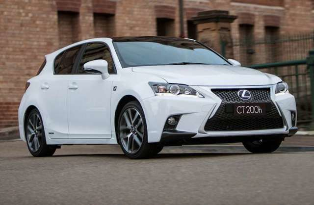Crafted For Exceptional Performance The 2017 Lexus Ct 200h By