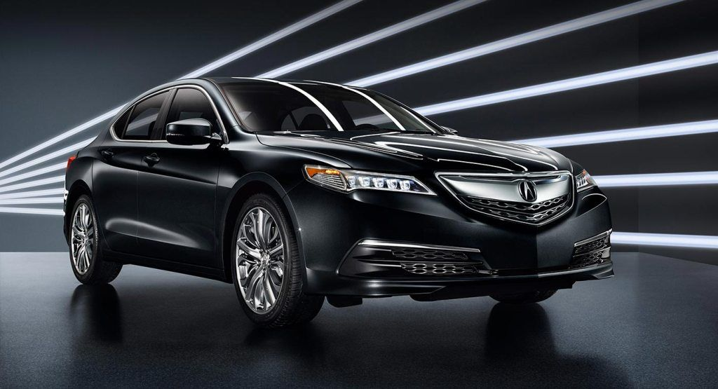 2017 Acura Tlx Luxury And Mixed Sport Together By Camco