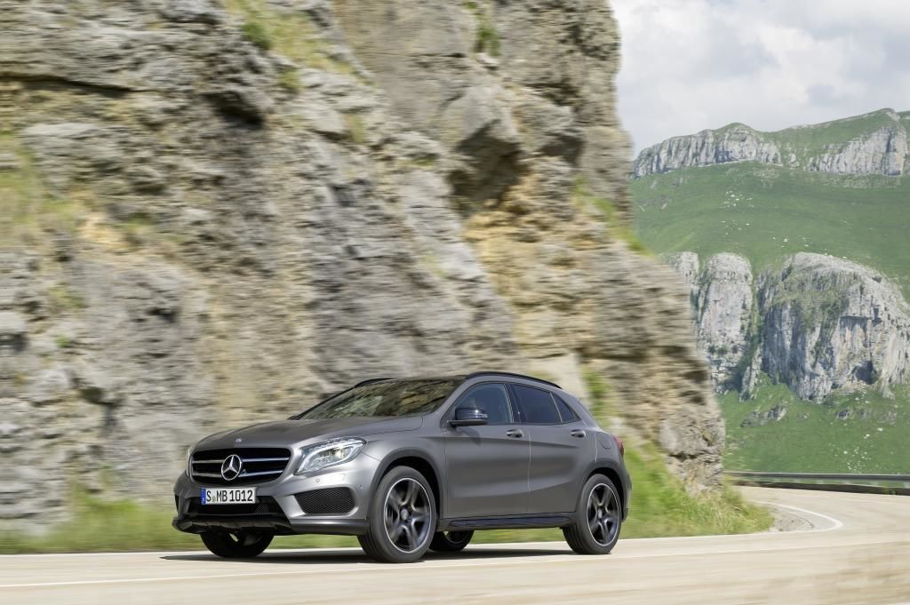 2018 Mercedes-Benz GLA: Refreshed, Changes, Price >> Refreshed 2018 Mercedes Benz Gla Unveiled In Detroit