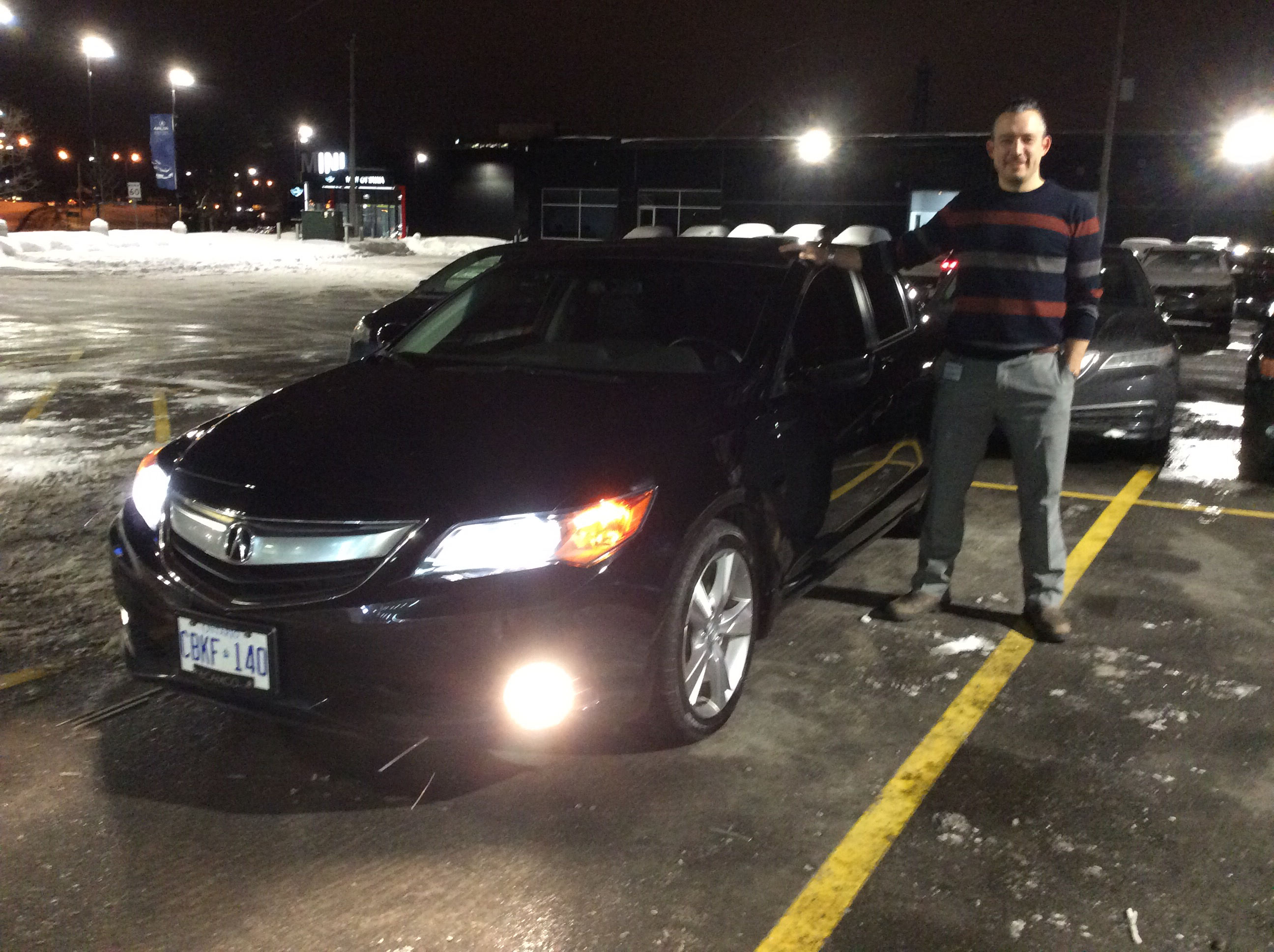 Buying A Car Ask For Jamie Every Time By Matt Gadient Camco Acura In Ottawa