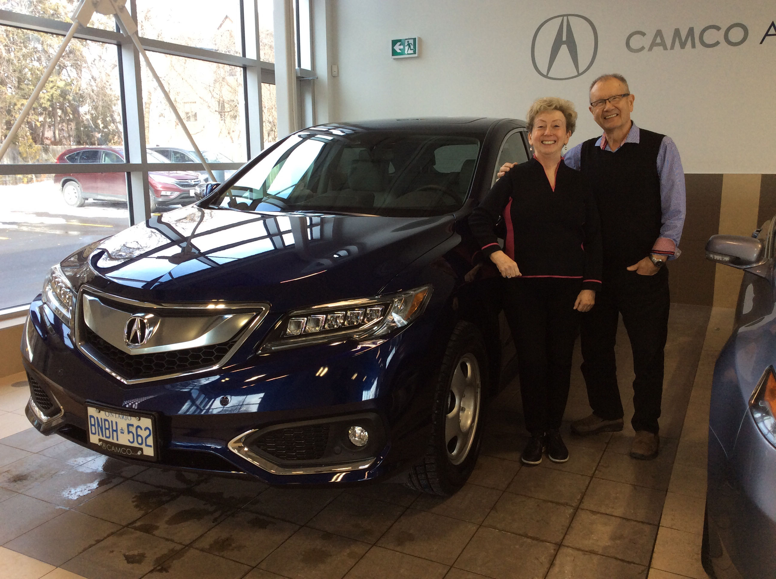always ask for mr jamie cameron by garry vivien camco acura in