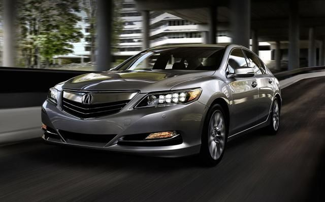 2017 acura rlx the ultimate in acura luxury by camco acura in ottawa