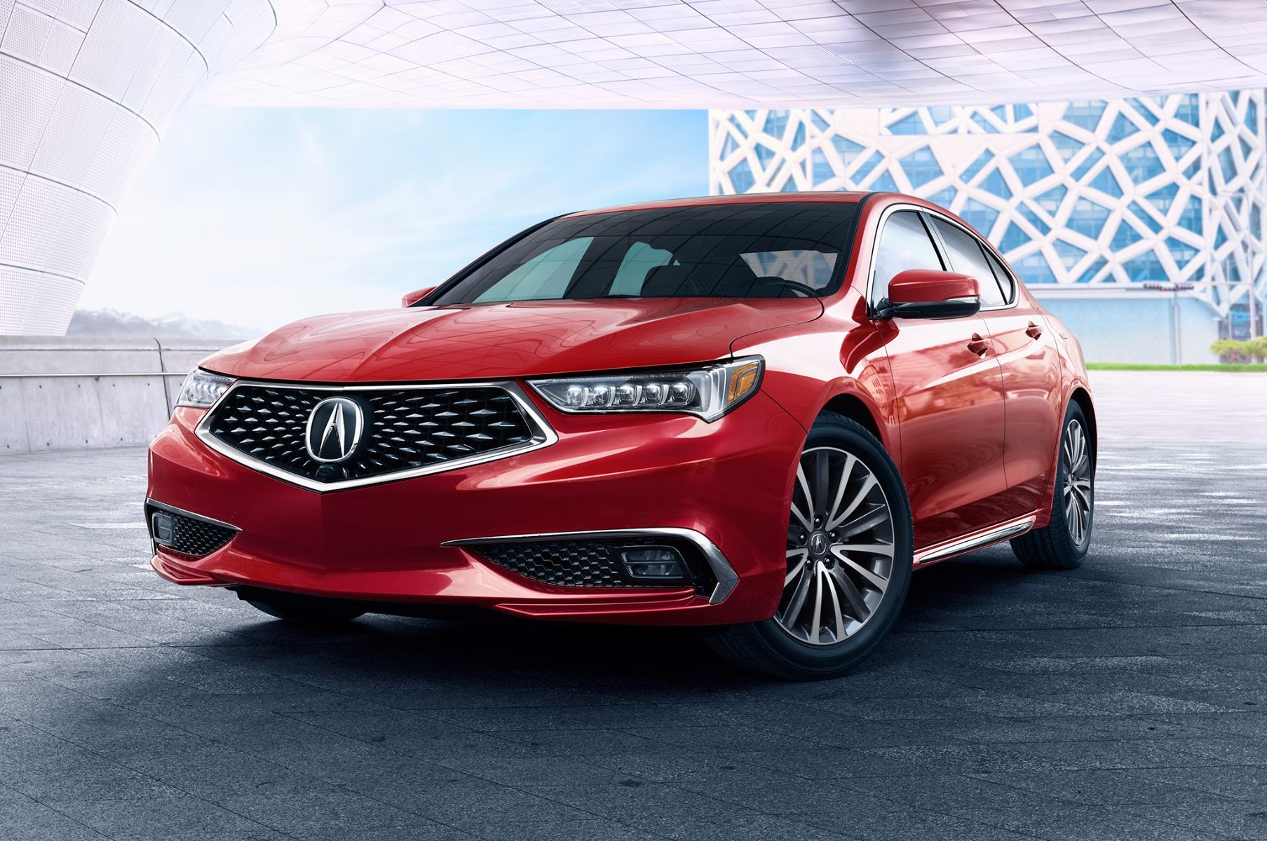 The 2018 Acura Tlx By The Numbers By Camco Acura In Ottawa