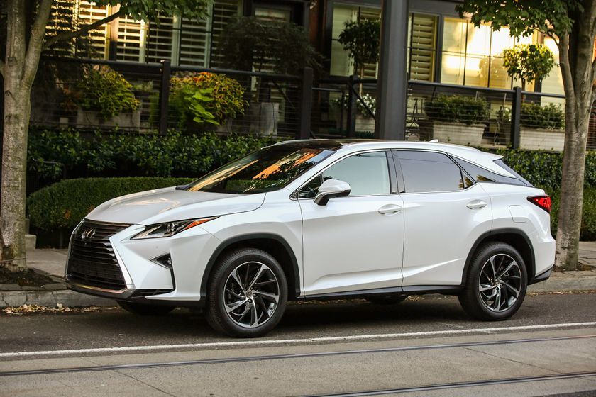 the new lexus rx vs audi q5 vs acura mdx a question of power and refinement by lexus of. Black Bedroom Furniture Sets. Home Design Ideas