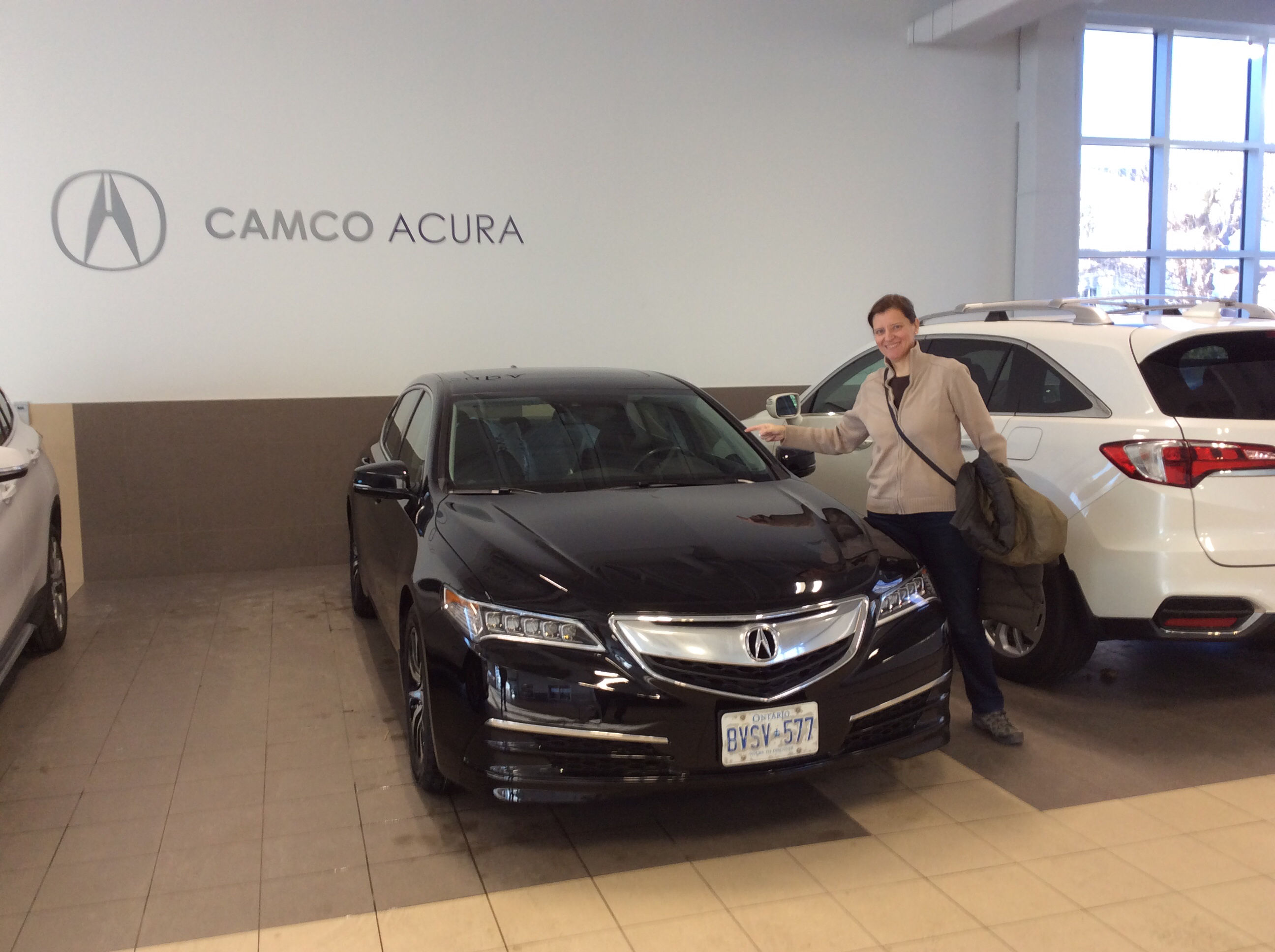 thumbs up by alejandra f camco acura in ottawa