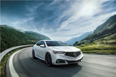 2018 Acura Tlx A Spec The Classiest Alternative To