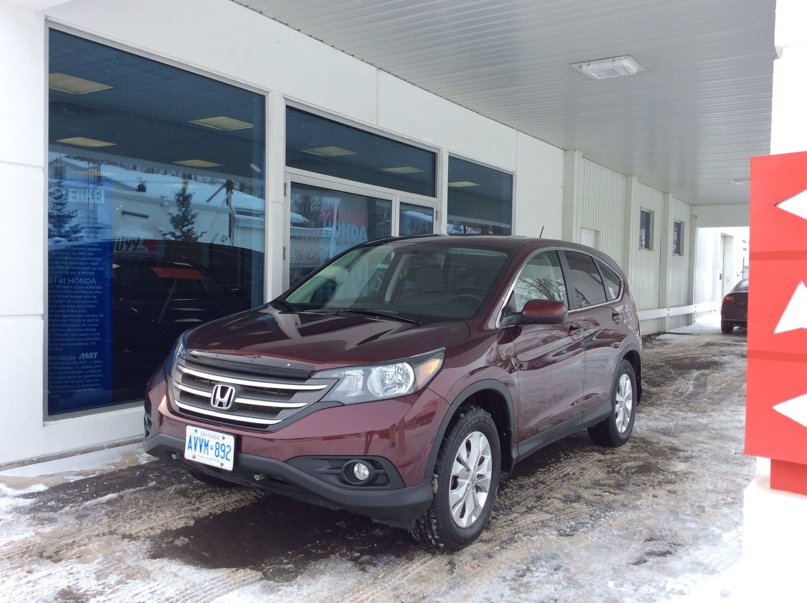 This Is My 2nd Honda From Brockville Mike Always Very Helpful And Thorough