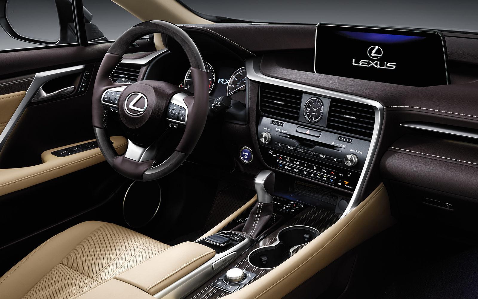 2018 Lexus Rx Hybrid Fuel Efficiency In Style By Lexus Of