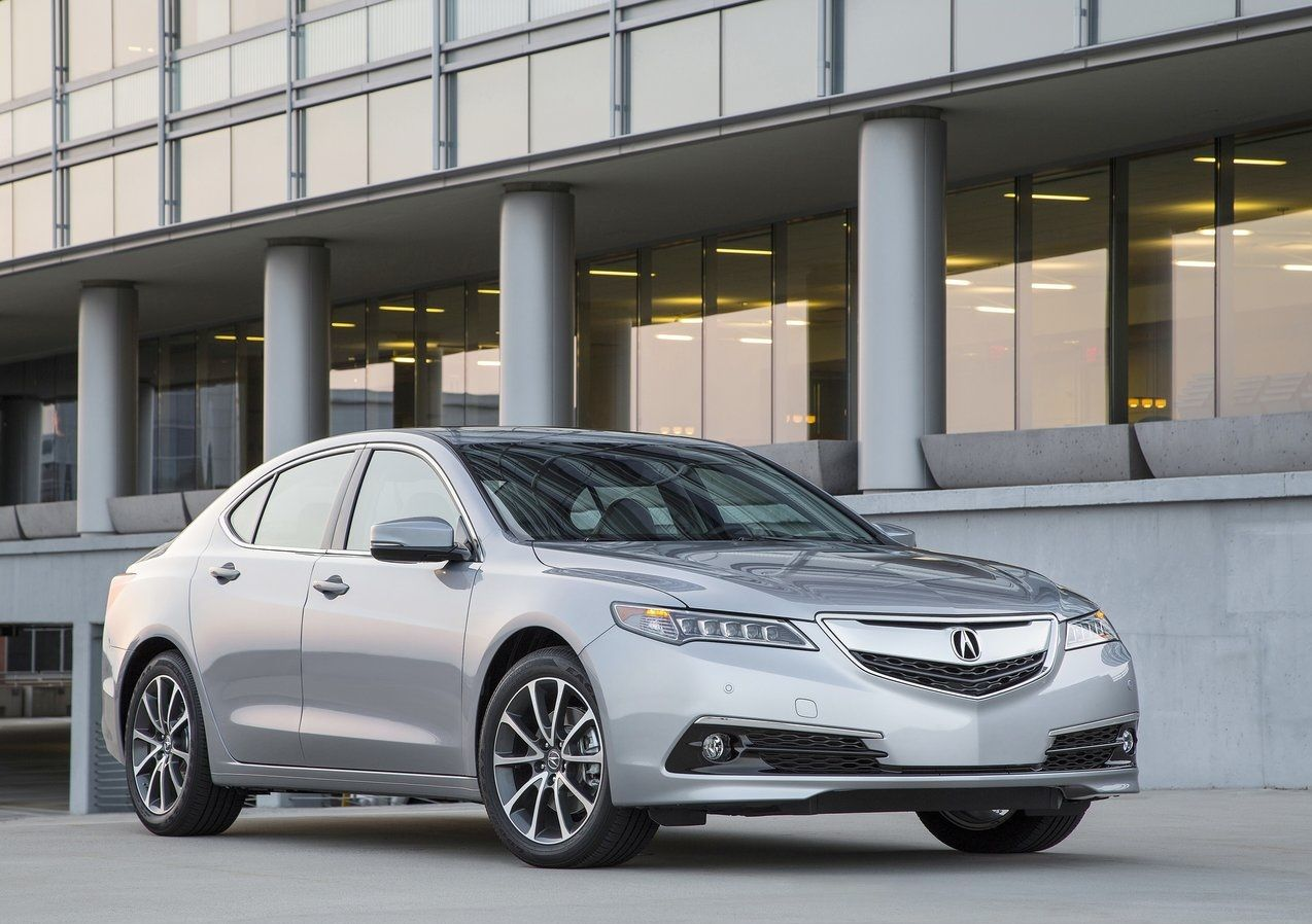 The All New 2015 Acura Tlx Performance Luxury Sedan By