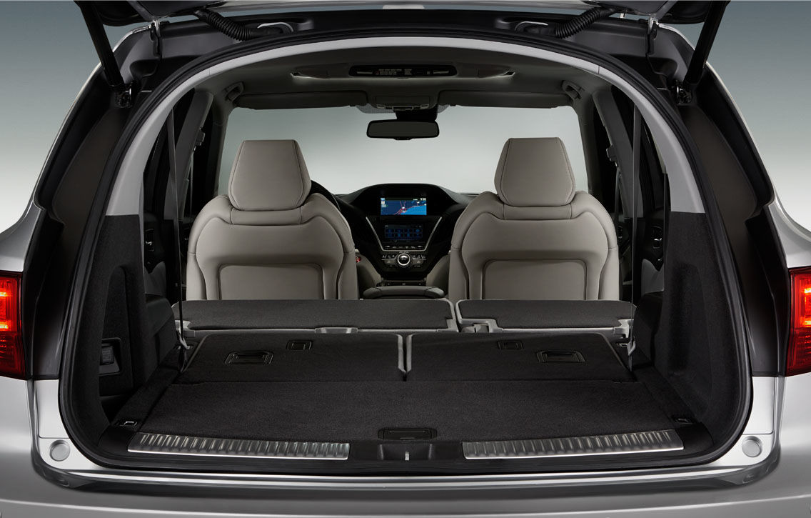2015 Acura Mdx A Top Choice For A Three Row Luxury Suv