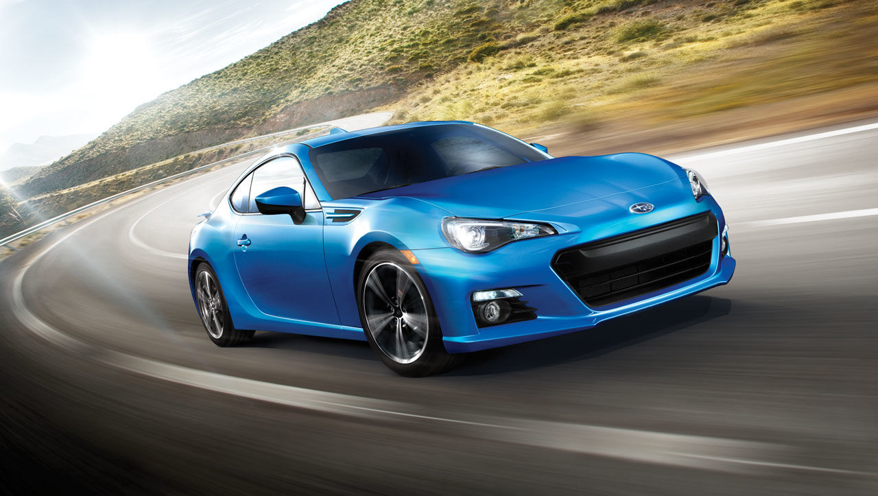 2015 subaru brz pretty in blue by mierins automotive group in ontario. Black Bedroom Furniture Sets. Home Design Ideas