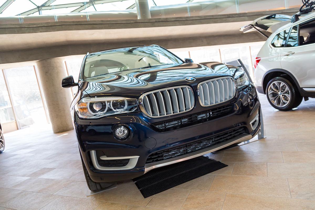 Ottawa Auto Show 2015 Bmw X5 Elite Bmw