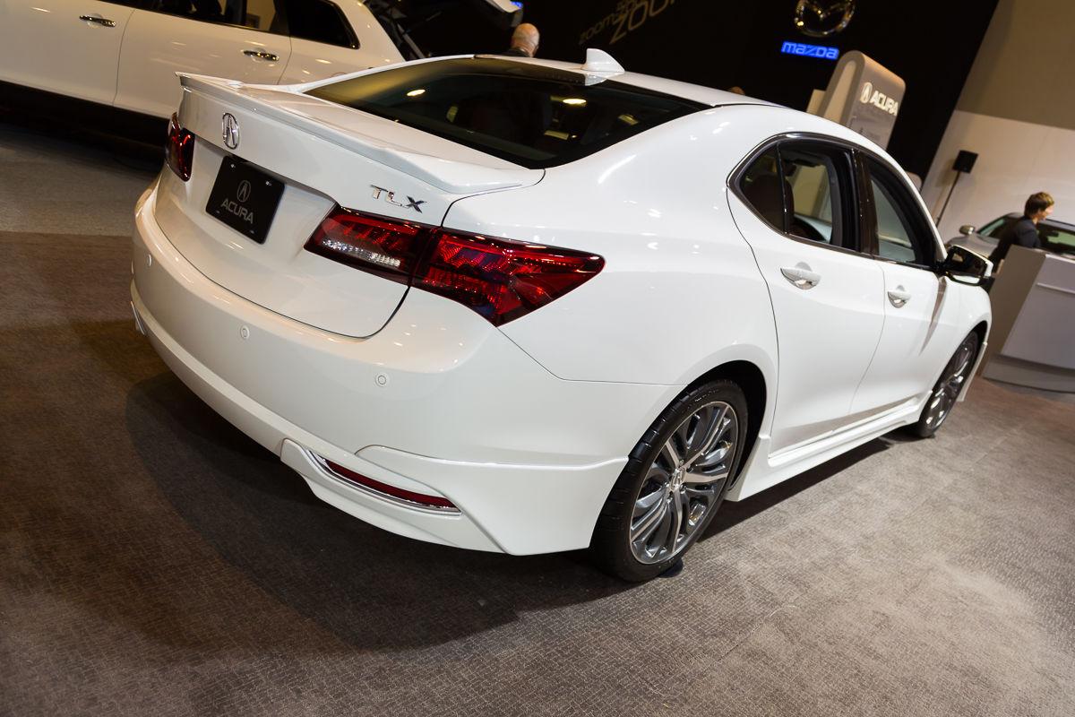 Ottawa Auto Show 2015 Acura Tlx By Camco Acura In Ottawa