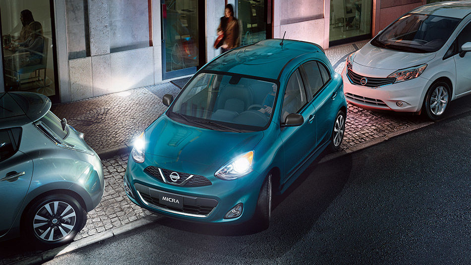 2015 Nissan Micra: Though It Be Little…