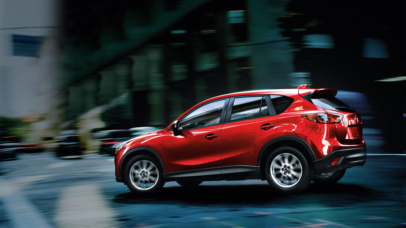 2015 Mazda CX-5: The Ideal Combination