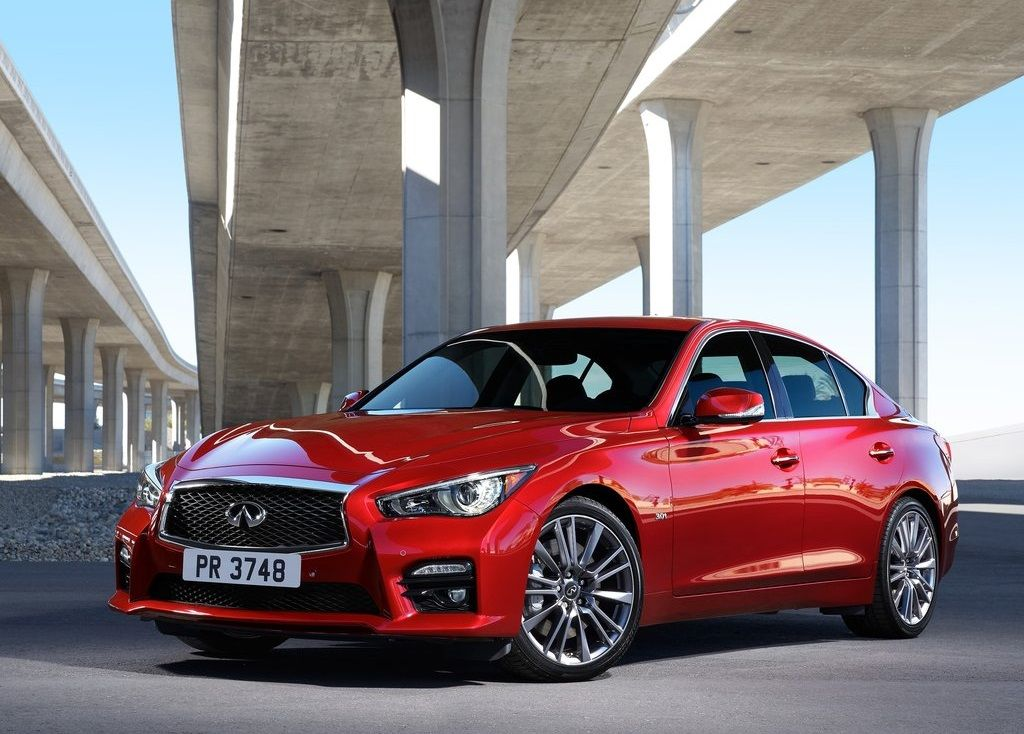 Infiniti Unveils New Engines for the 2016 Infiniti Q50