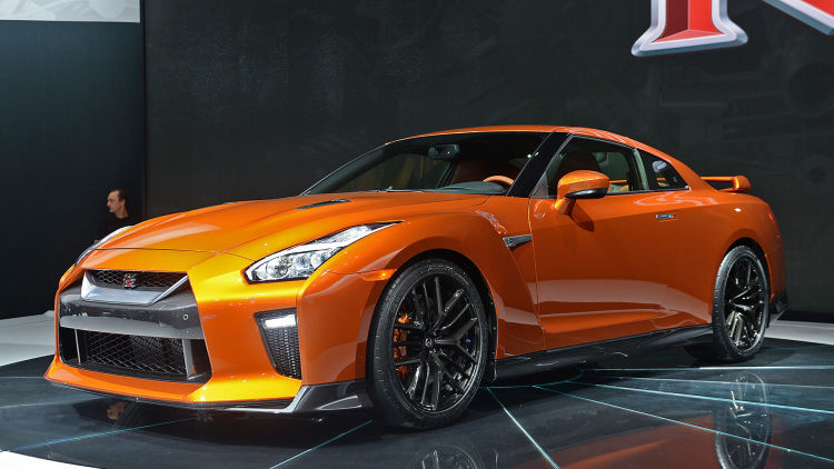 2017 Nissan GT-R: So. Much. Yes.