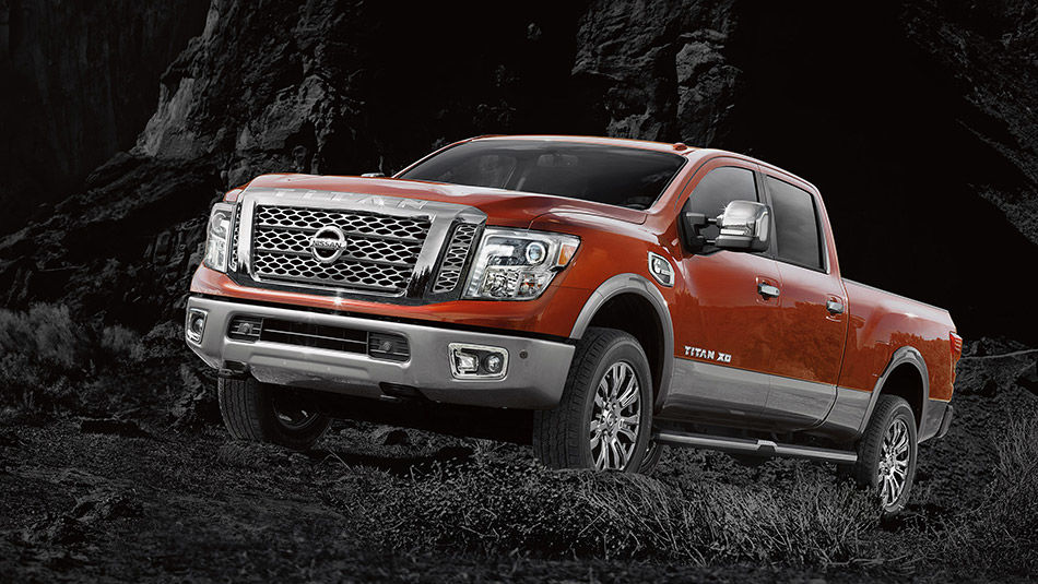 2016 Nissan Titan XD: Bigger really is better