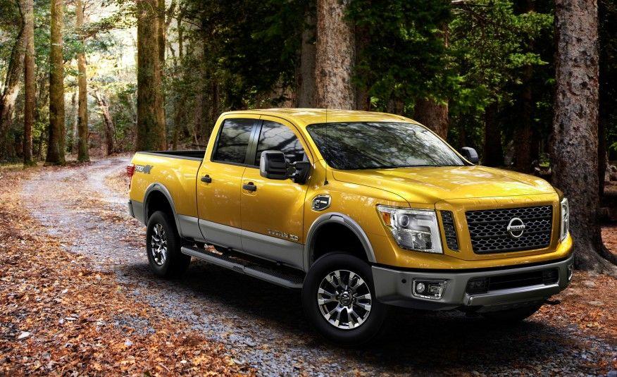 2016 Nissan Titan XD: Nissan Goes Big