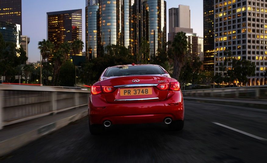 Three Engines for the New 2016 Infiniti Q50 in Vancouver