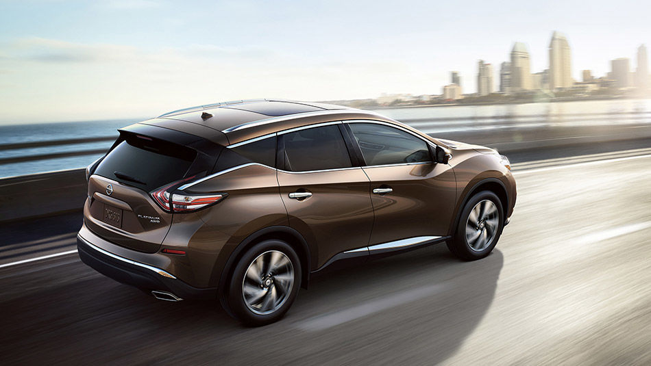 Come See the New 2016 Nissan Murano Today in Burnaby