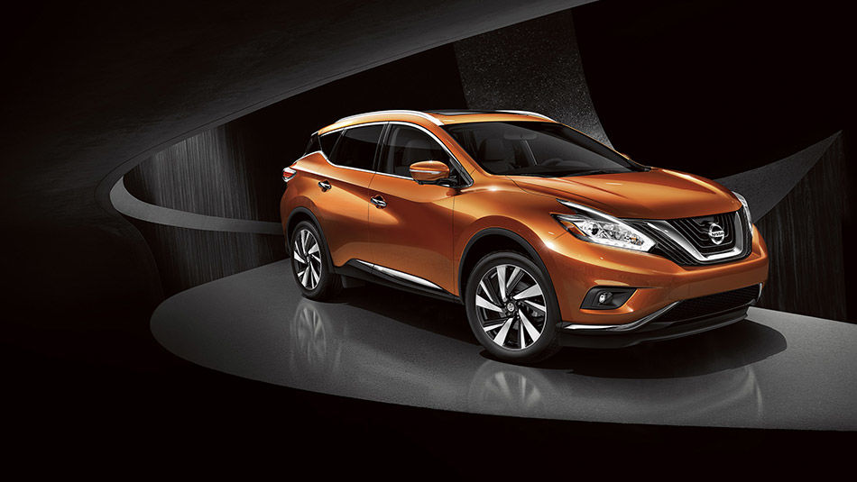 Discover the New 2016 Nissan Murano in Coquitlam
