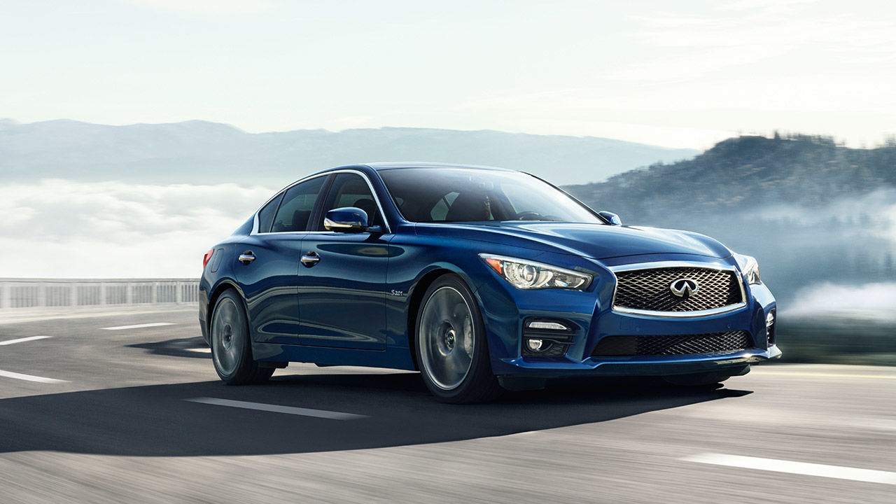 2016 Infiniti Q50 VS 2016 BMW 328i  : a question of needs