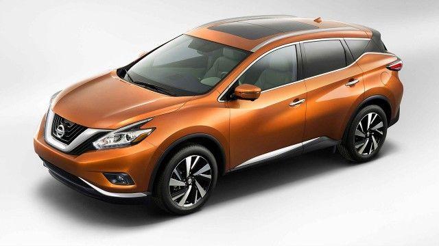 2016 Nissan Murano VS 2016 Ford Edge in Burnaby