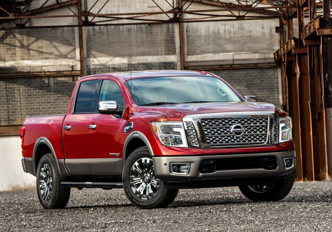 Nissan Has a Few More 2017 Nissan Titan Variants on the Way