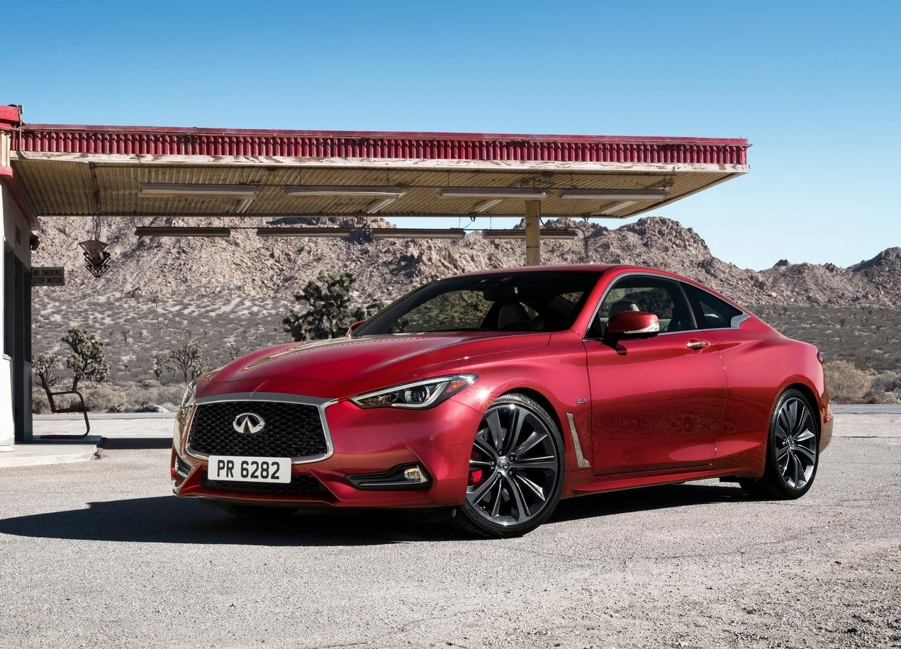 New Infiniti Q60 Coming to Vancouver Soon