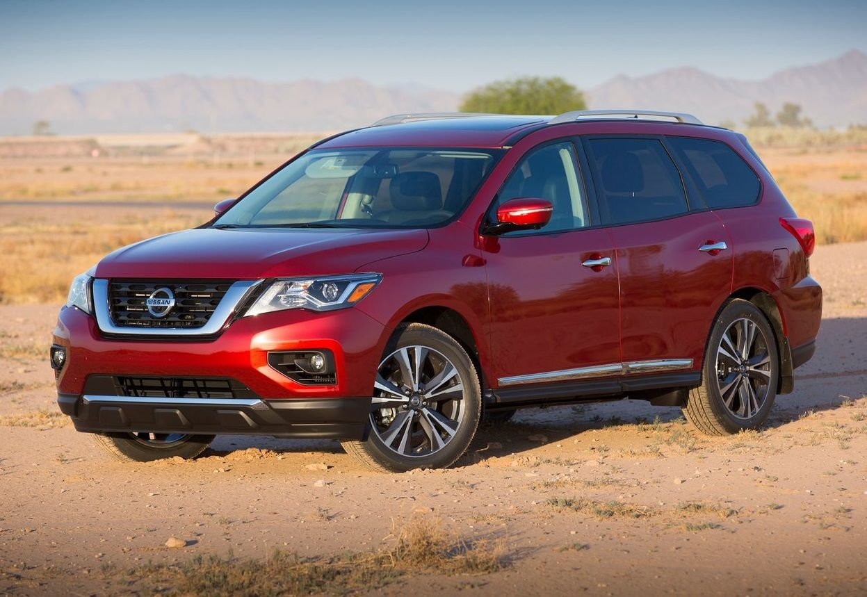 Nissan Announces Pricing for New 2017 Nissan Pathfinder