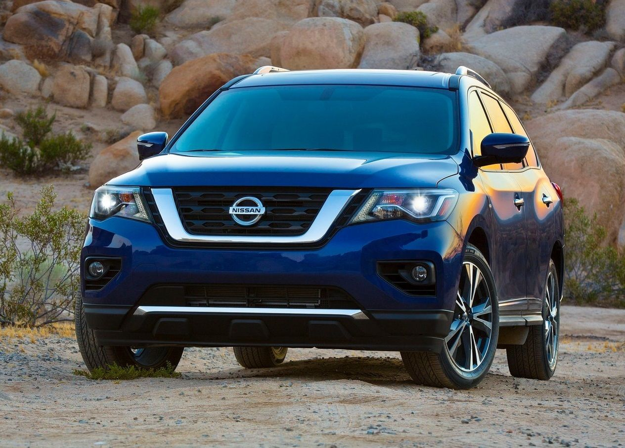 Pricing Announced for New 2017 Nissan Pathfinder