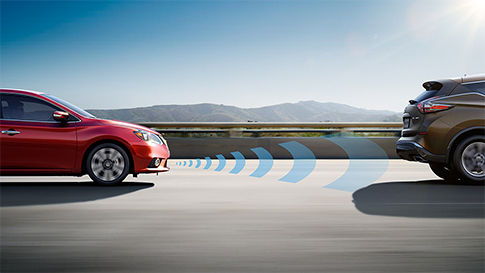 Nissan Intelligent Safety Shield: all the protection you need