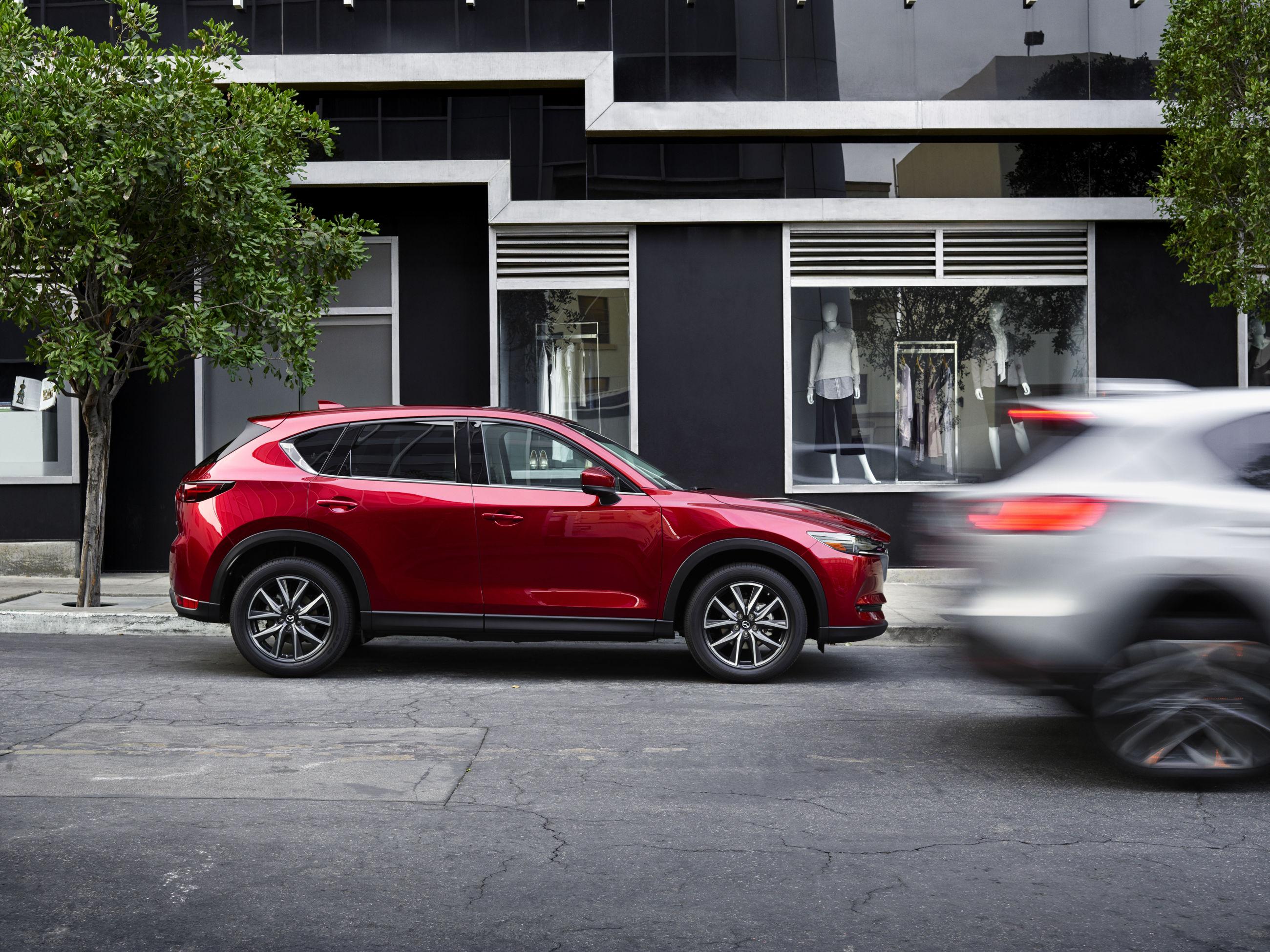 Mazda Introduces New 2017 Mazda CX-5