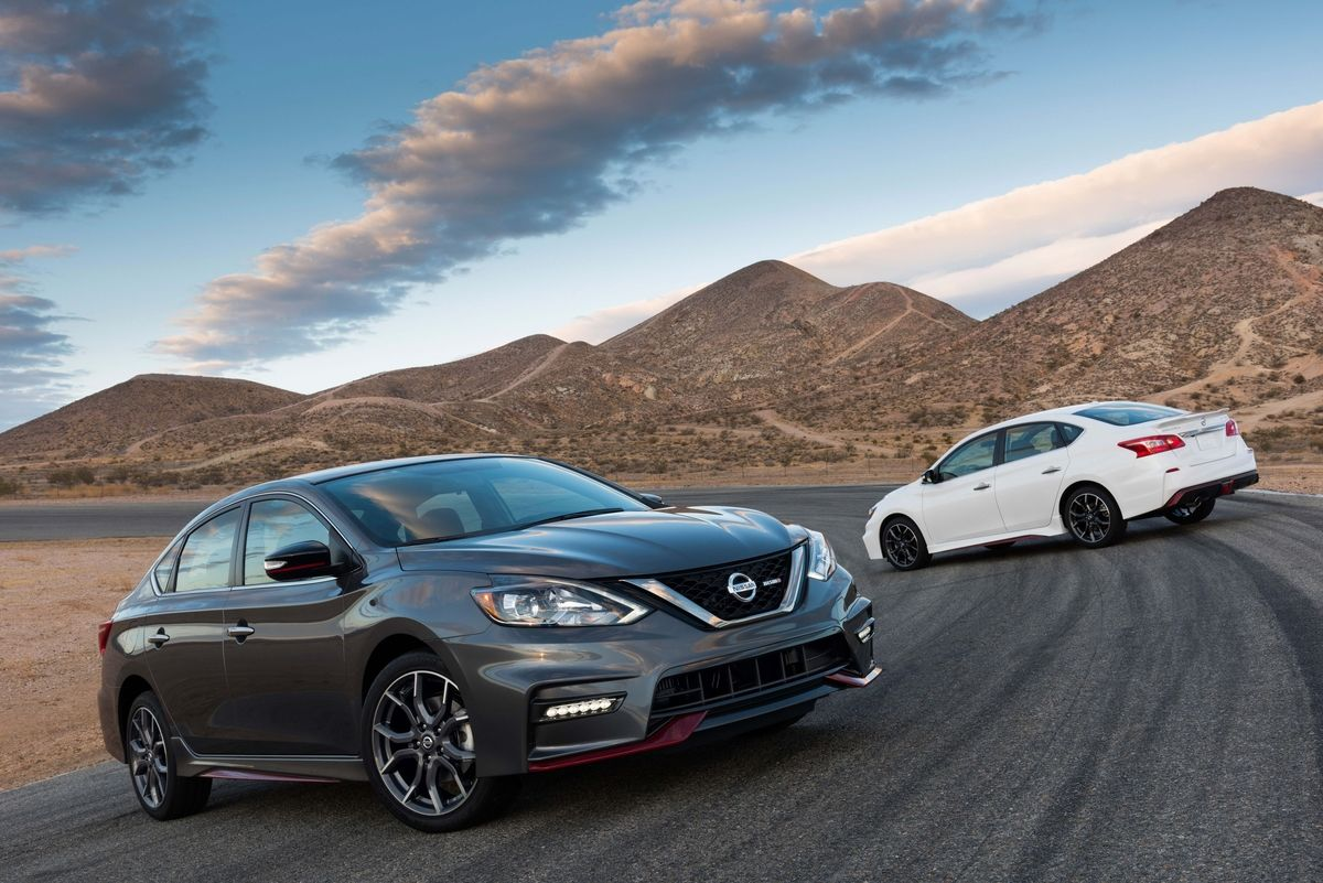 Nissan unveils four new models this month including 2017 Sentra Nismo